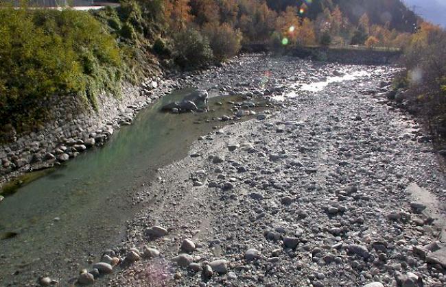 Die meisten Kantone sind bei Restwassersanierungen im Rückstand
