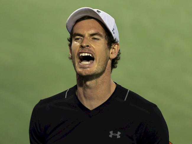 Marathon- Tiebreak! Murray wehrt 7 Matchbälle ab