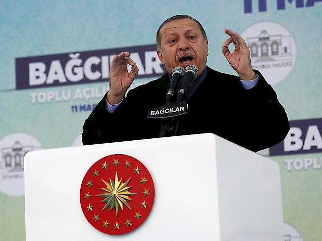 Recep Tayyip Erdoğan: