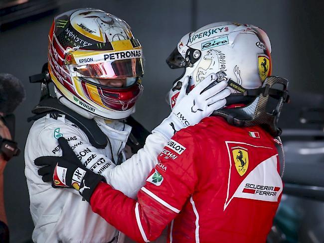 Sebastian Vettel gewinnt Saisonauftakt in Melbourne