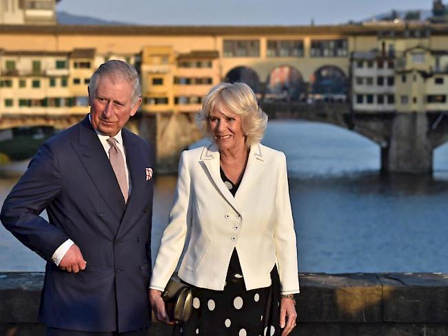 Charles und Camilla beenden ihre Europareise