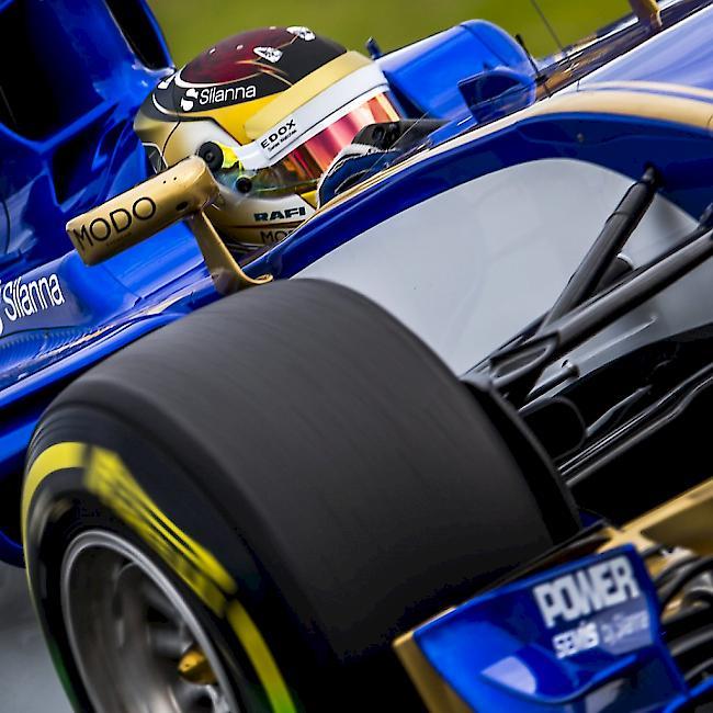 Formel-1: Wehrlein auch in Shanghai nicht dabei
