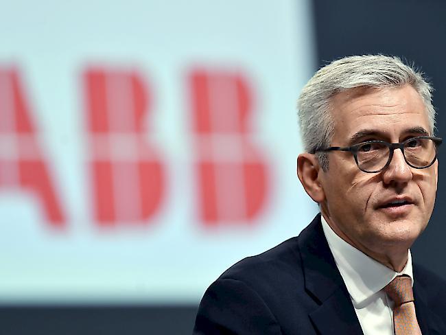 ABB macht mit Übernahme vorwärts in Industrieautomatisation