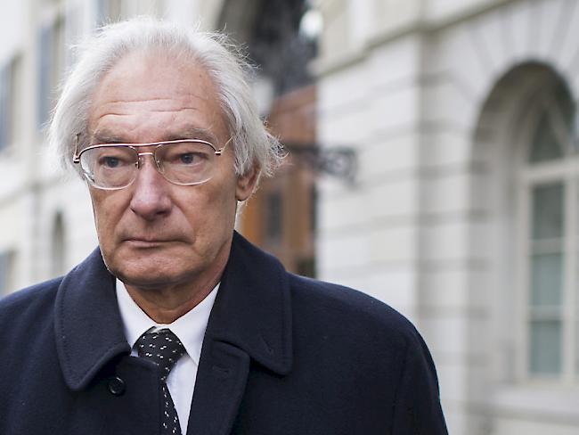 Schweizer Unternehmer Rolf Erb tot aufgefunden