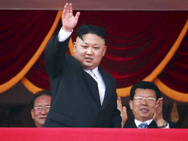 US-Vizepräsident Pence warnt Nordkorea vor Angriff