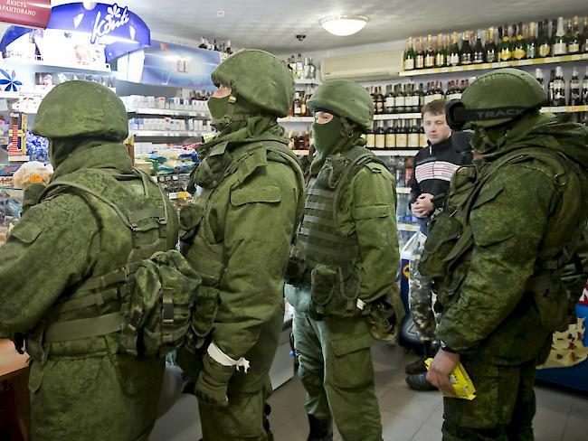 Krim - Russland soll Diskriminierung verhindern