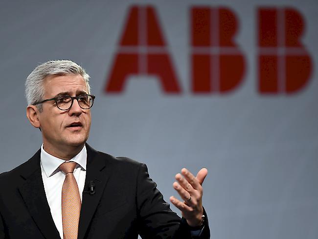 ABB erhöht dank Verkauf des Kabelgeschäfts im ersten Quartal Gewinn