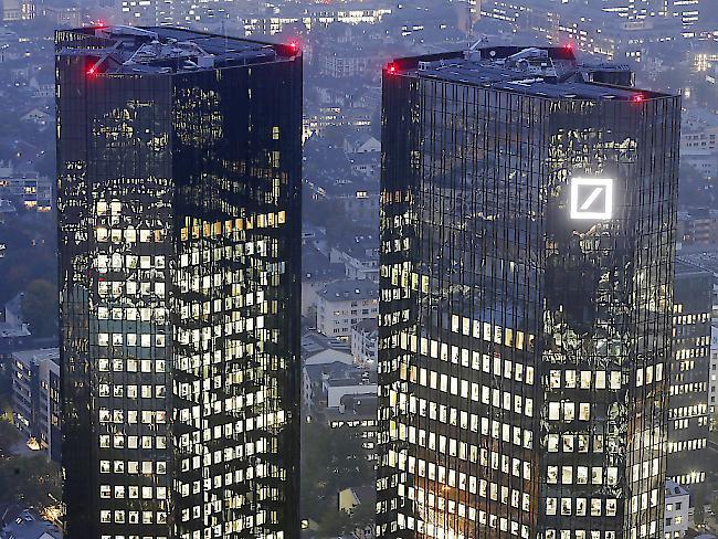 US-Notenbank brummt Deutscher Bank Millionenstrafe auf