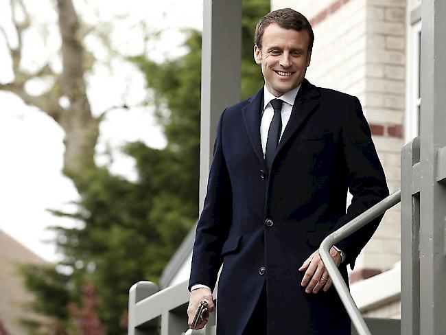 Vizepräsident des EU-Parlaments nennt Macrons Sieg