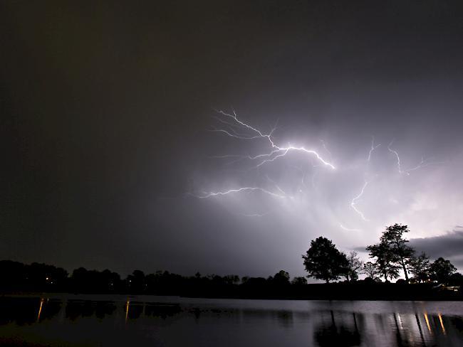 USA: Tornado-Serie wütet in Texas