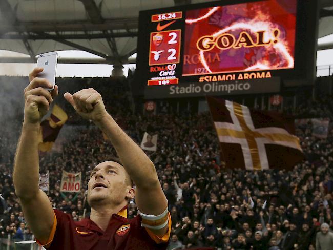 Totti macht im Sommer offenbar Schluss