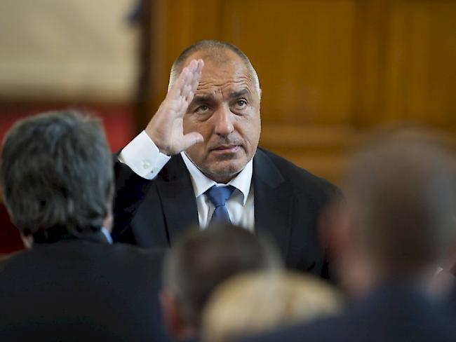 Bulgarien: Boiko Borissow zum Ministerpräsidenten gewählt