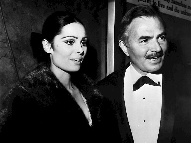 Schauspielerin und Sängerin Daliah Lavi gestorben