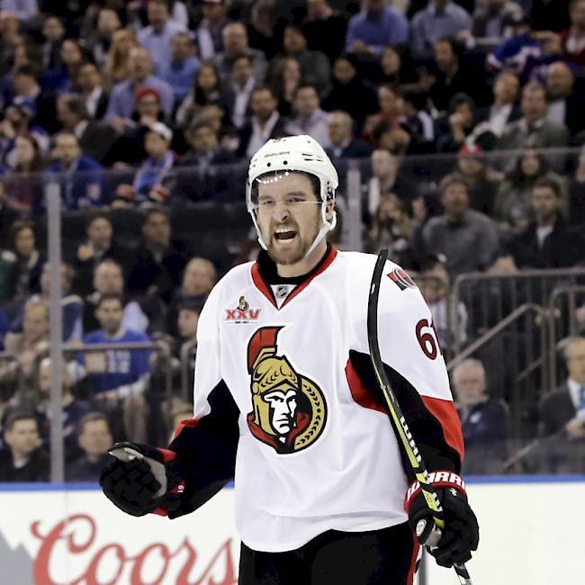 Ottawa erstmals seit 2007 wieder im Playoff-Halbfinal