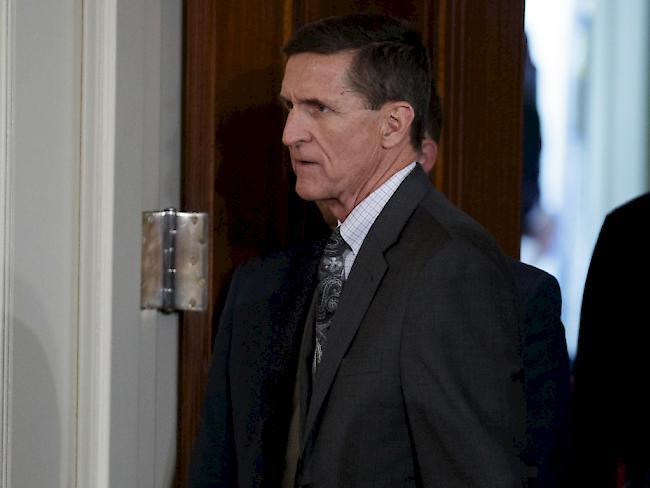 US-Senatsausschuss will Flynn zur Herausgabe von Dokumenten zwingen