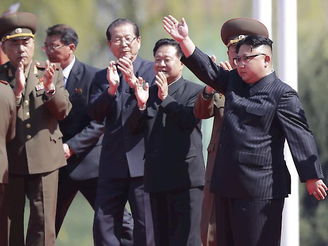 US-Geheimdienst schafft Spezialeinheit für Nordkorea