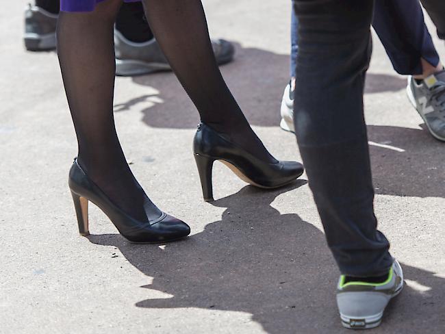 Lohngleichheit zwischen Männer und Frauen beschlossen