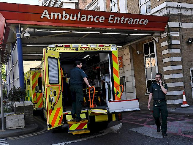 Cyber-Angriff: Britische Kliniken weisen Patienten ab