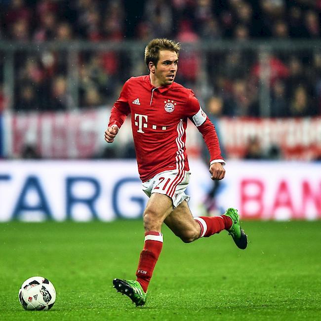 Die sportlichen Highlights in Philipp Lahms Karriere