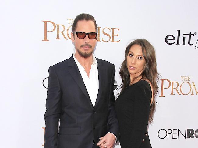 Chris Cornell (†52): Heidi Klums Ex fand den toten Sänger!