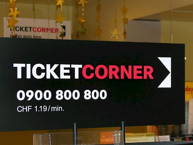 Weko durchkreuzt Fusionspläne von Ticketcorner und Starticket