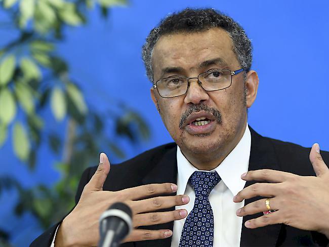 Äthiopier zum neuen WHO-Generaldirektor gewählt