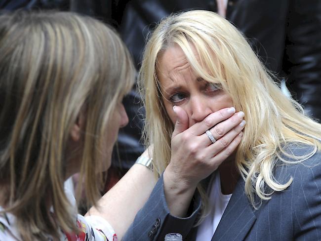 Terror gegen Teenager: Mindestens 22 Menschen in Manchester getötet