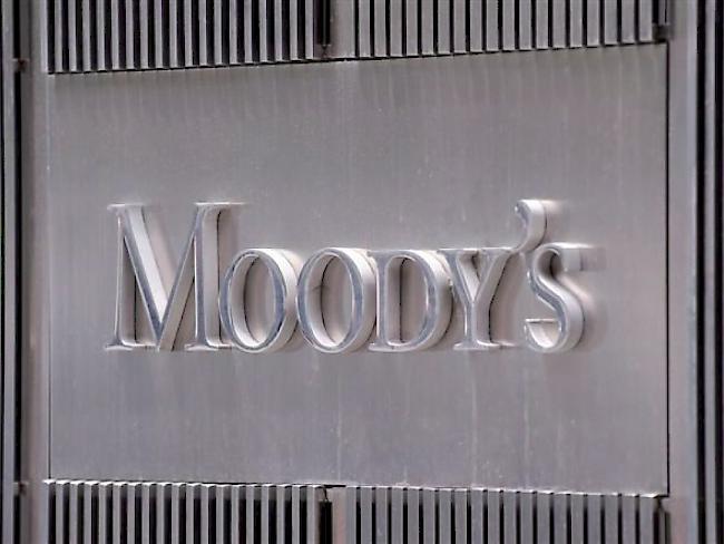 Kreditwürdigkeit: Moody's stuft China herab
