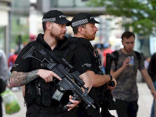 Terrorismus | Polizei in Manchester ruft zu erhöhter Wachsamkeit auf