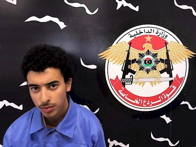 Britische Polizei untersucht Spuren zu Terrornetzwerk