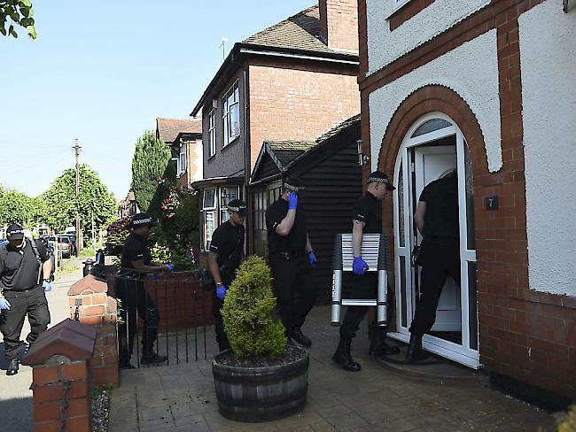 Weitere Festnahme in Manchester nach Anschlag