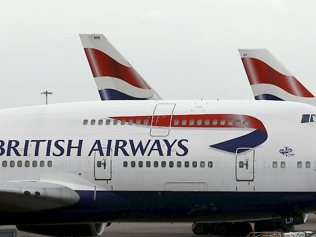 Luftverkehr | Weitere British Airways-Flüge in Frankfurt gestrichen