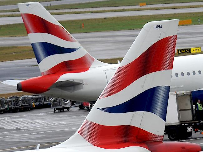 Weiter Behinderungen nach IT-Panne bei British Airways