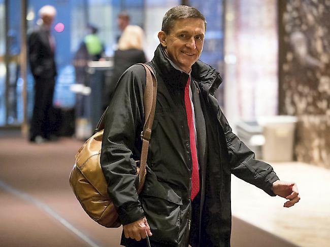 Bericht: Flynn will nun doch Dokumente zur Russland-Affäre vorlegen