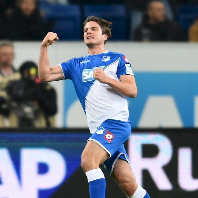 Aufsteiger Hannover verpflichtet Hoffenheims Schwegler