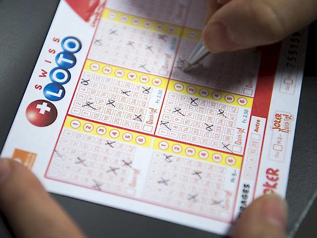 Mit richtigen Lottozahlen zum Jackpot: Gewinnen bei Lotto am Mittwoch