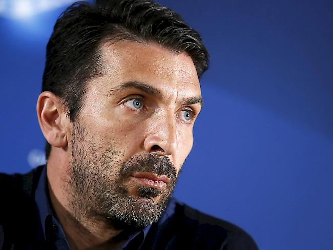 Torwartlegende Buffon strebt nach Krönung - QUIZ