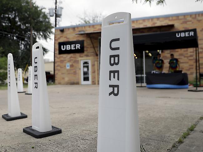 Uber schreibt 708 Millionen Dollar Verlust