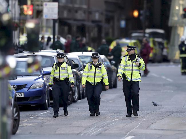 Großbritannien: Terror von London: Zahl der Todesopfer auf sieben gestiegen