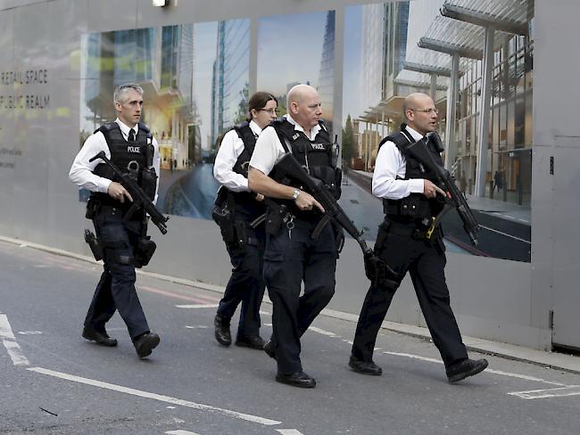 Auswärtiges Amt: Auch Deutsche unter Verletzten in London