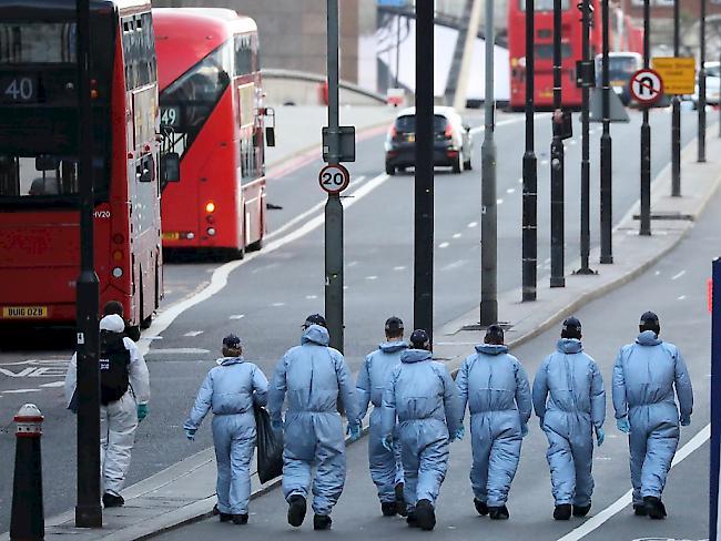 London-Attentat: Polizei veröffentlicht Fotos der Terror-Schergen