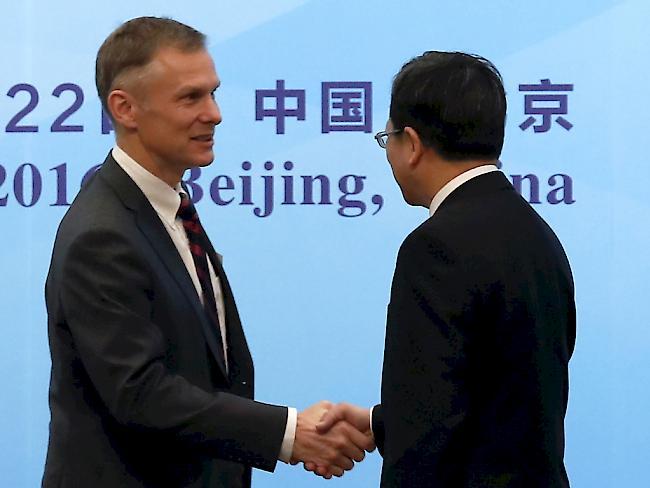 US-Botschafter in China kündigt wegen Trumps Klimaschutz-Ausstieg