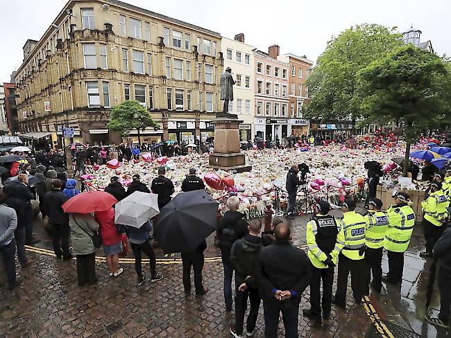 Nach London-Anschlag: Polizei lässt alle Festgenommenen frei