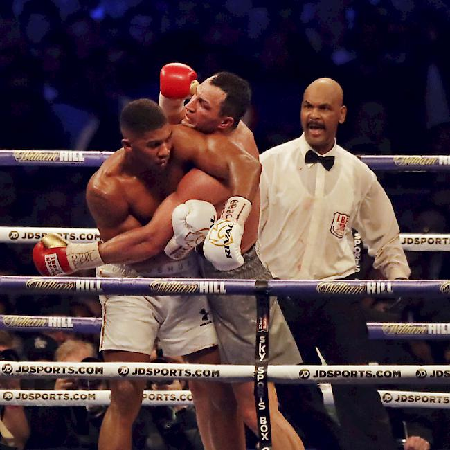 Wladimir Klitschko entscheidet über Rückkampf