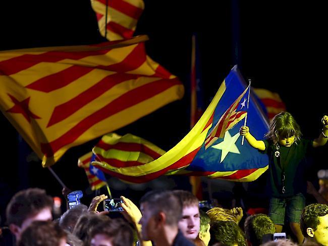Unabhängigkeitsdemo in Barcelona: Guardiola ruft zu Ungehorsam auf