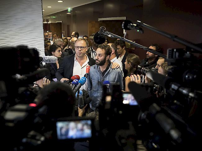 In Türkei festgehaltener Fotograf nach Frankreich zurückgekehrt