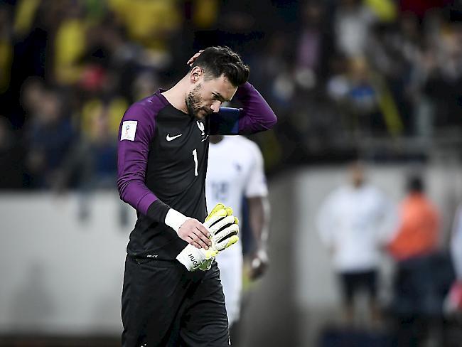 WM: Schweden schockt Frankreich, Niederlande mit Pflichtsieg bei Advocaat-Debüt