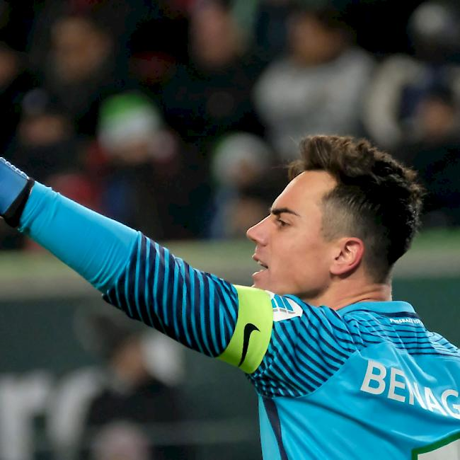 Zeitung: AS Monaco will Wolfsburg-Keeper Benaglio