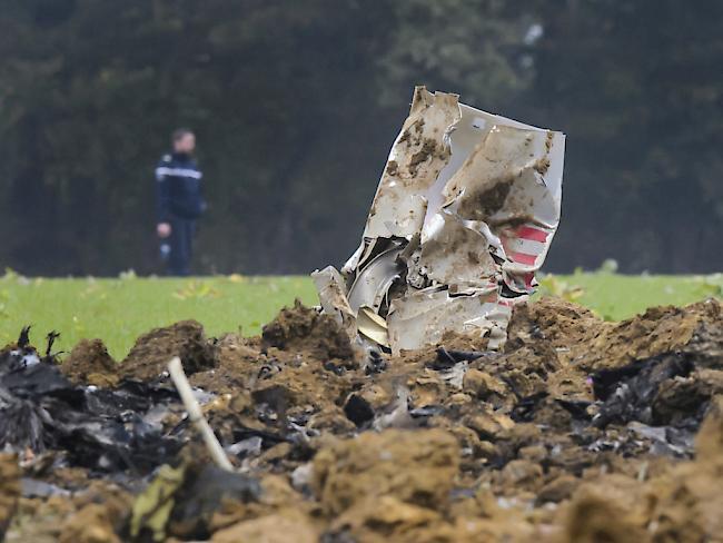 Militärjustiz macht Pilot für F/A-18-Absturz verantwortlich