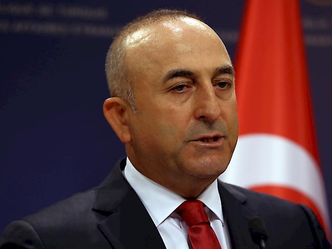 Türkischer Aussenminister reist wegen Katar-Krise nach Doha